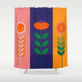 Springtime Jackpot Shower Curtain