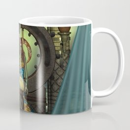 Mystical world, beautiful fairy Coffee Mug