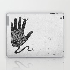 The Devil's Tools Laptop & iPad Skin