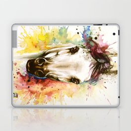 """Into the mirror"" n°2 The horse Laptop & iPad Skin"