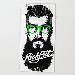 RichBit. Hipster Beach Towel