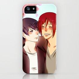 Sakurathon iPhone Case