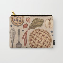 Pie Baking Collection Carry-All Pouch