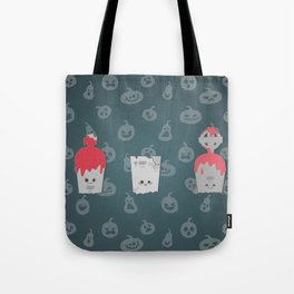 Terrific graves Tote Bag