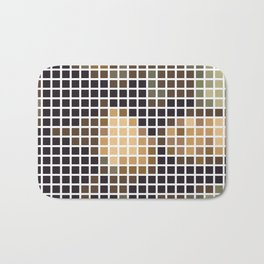Mona Lisa Bath Mat