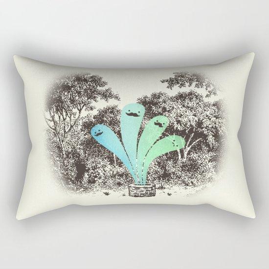 The Well Rectangular Pillow