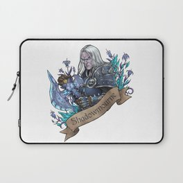 Prince of Darkness Laptop Sleeve