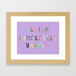 tenderqueerthings #11 Framed Art Print