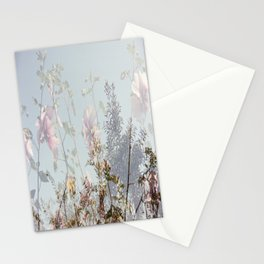 Flowers n Trees Stationery Cards