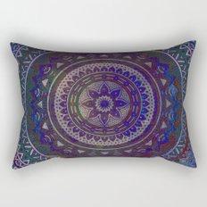 Spiritual Mandala Rectangular Pillow
