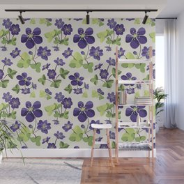 Sweet heparica by Odette Lager Wall Mural