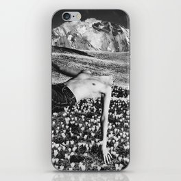 The Beauty of Death iPhone Skin