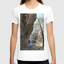Alone in Secret Hollow with the Caves, Cascades, and Critters, No. 16 of 21 T-shirt