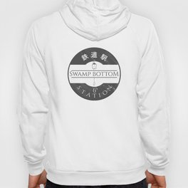The 6th station (Spirited away) Hoody