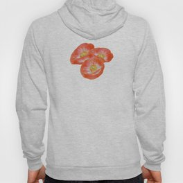 The beauty of poppies Hoody