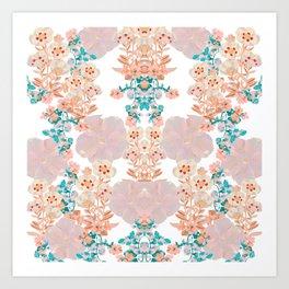 Floral Luxury Art Print