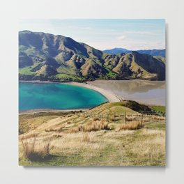 Cable Bay, Nelson - New Zealand Metal Print