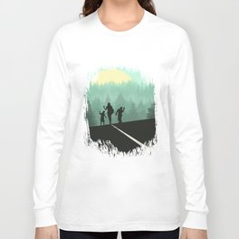 Telling Tales:Michonne Long Sleeve T-shirt