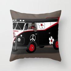 peace team Throw Pillow