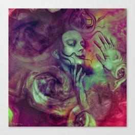 """Siren universe nebula"" Canvas Print"