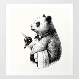 Barber Branston Art Print