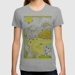 Lemon paradise T-shirt
