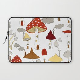 mushroom homes Laptop Sleeve
