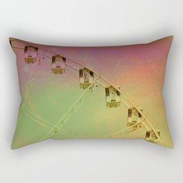Travel Dreams Rectangular Pillow