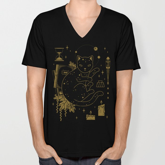 Magical Assistant Unisex V-Neck