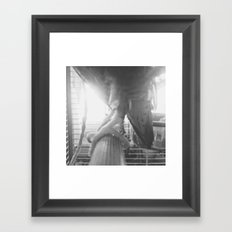 AFTERNOON FEELINGS 2 Framed Art Print