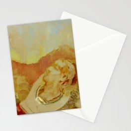 """Odilon Redon """"Orphée"""" Stationery Cards"""
