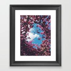 SPRING 5 Framed Art Print