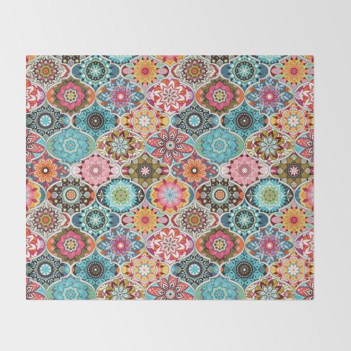 Bohemian Throw Blankets Stunning Bohemian Summer Throw Blanket By Camcreative Society60