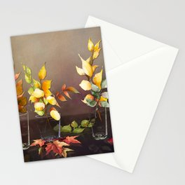 When Every Leaf is a Flower Stationery Cards