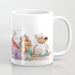 Pillaging Coffee Mug