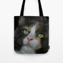 Cat Thoughts? Tote Bag
