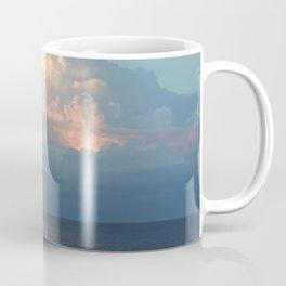 Exploded cloud Coffee Mug