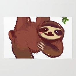 Adorable Sloth Rug