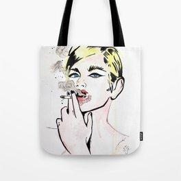 Monique. Tote Bag