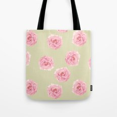 Perennial Pattern Tote Bag