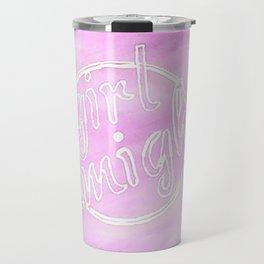 Girl Almighty Travel Mug