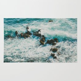 Palos Verdes Surf Rug