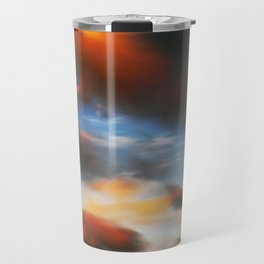 Spain Oropesa del Mar Port Cape Travel Mug