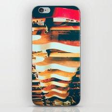 Heavy Soul iPhone & iPod Skin