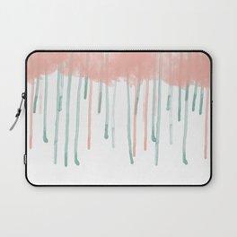 Watercolour rain Laptop Sleeve