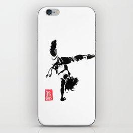 Capoeira 451 iPhone Skin