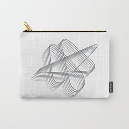 Neverending lines Carry-All Pouch