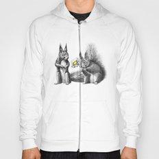 Squirrels - love gift G128 Hoody