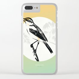 [9.13—9.17] Wagtails Sing Clear iPhone Case