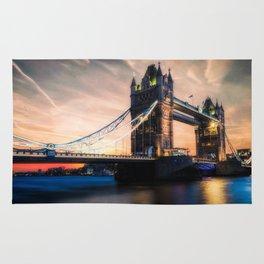 London - Tower Bridge Rug